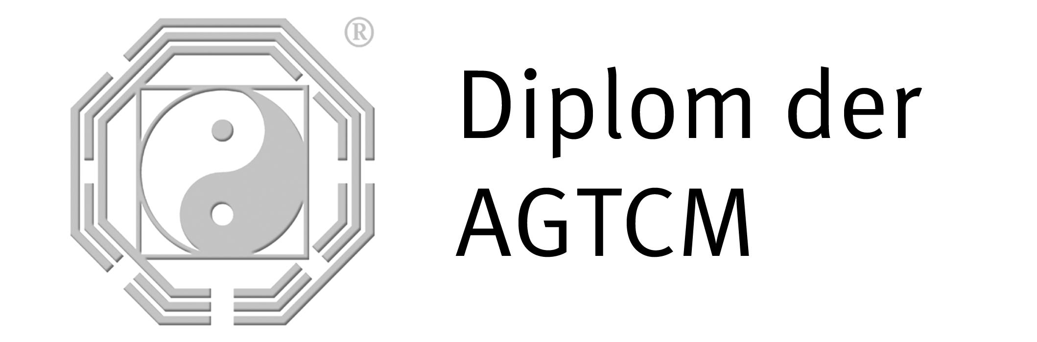 Diplom der AGTCM