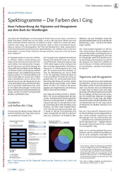 Spektrogramme - Die Farben des IGing Seite 1